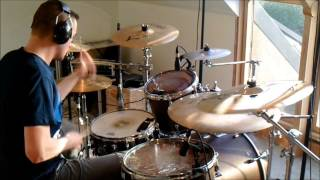 Queens Of The Stone Age - Fairweather Friends(Drum Cover)