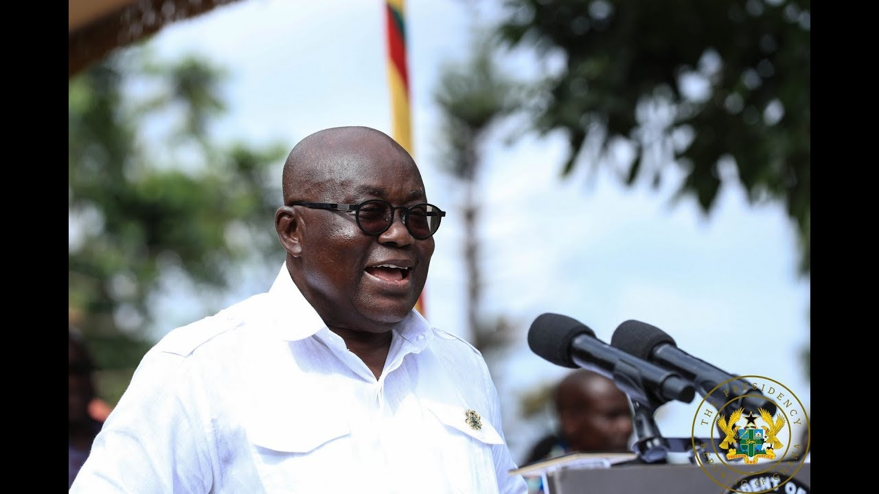 GH¢500 million for Ashanti Roads in 2018- Akufo-Addo