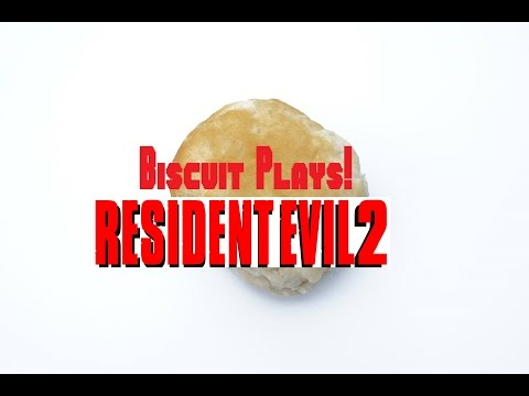 Biscuit Plays Resident Evil 2 Part 4!!