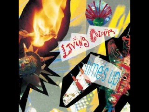 living colour information cover of