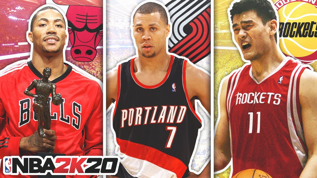Players Who Had Their Career De-Railed By Injury… NBA 2K20