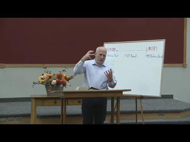 When Death Comes Knocking · 201126 Bible Study · Pastor Jerome Pittman