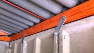 Hanson Royale Concrete Garage