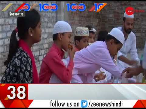 Hyderabad based NGO serves 500 families with free meals during the holy month of Ramadan