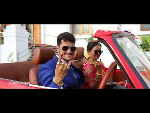 Best Cinematic Wedding 2019 Kethan Weds Divya Wedding HIghlights
