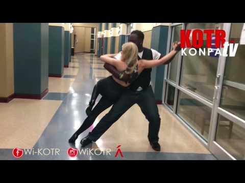 Haitian Konpa and Zouk Dancing with KOTR