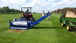 Fraze Mowing Demonstration at Grinnell Field Days