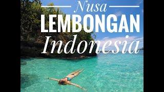 Nusa Lembongan, Bali, Indonesia | Go Pro hero 5