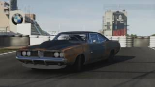 Forza 6 - 7:24.656 - 1969 Dodge Charger R/T (AWD TT 799hp 3,249lbs) - Nürburgring Nordschleife