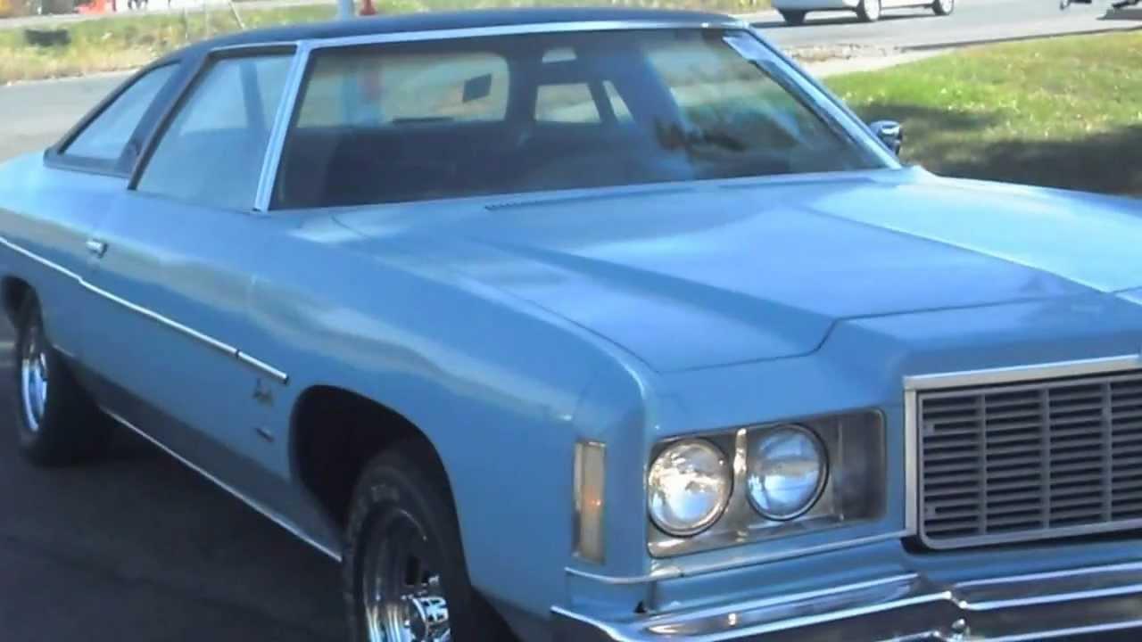 1975 Chevrolet Impala Custom 400 Small Block Working Ac