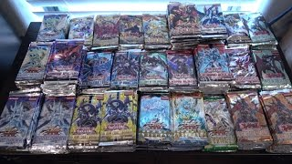 Opening 325 Yugioh Random Packs My Biggest Opening on YouTube! (200k Subscriber Special)