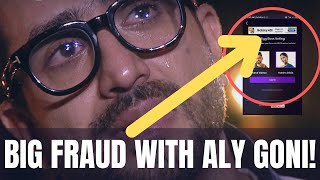 Exposing Aly Goni's Mysterious Eviction before Nikki Tamboli in BB14 Grand Finale #AkasshReacts