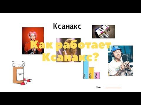 Что такое XANAX? Ксанакс. 18+