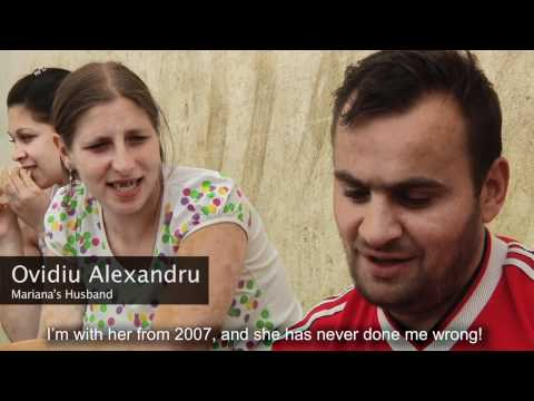 Central Europe's Roma, Part 1: Married to a Roma
