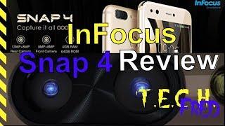 InFocus Snap 4 Review smartphone Test