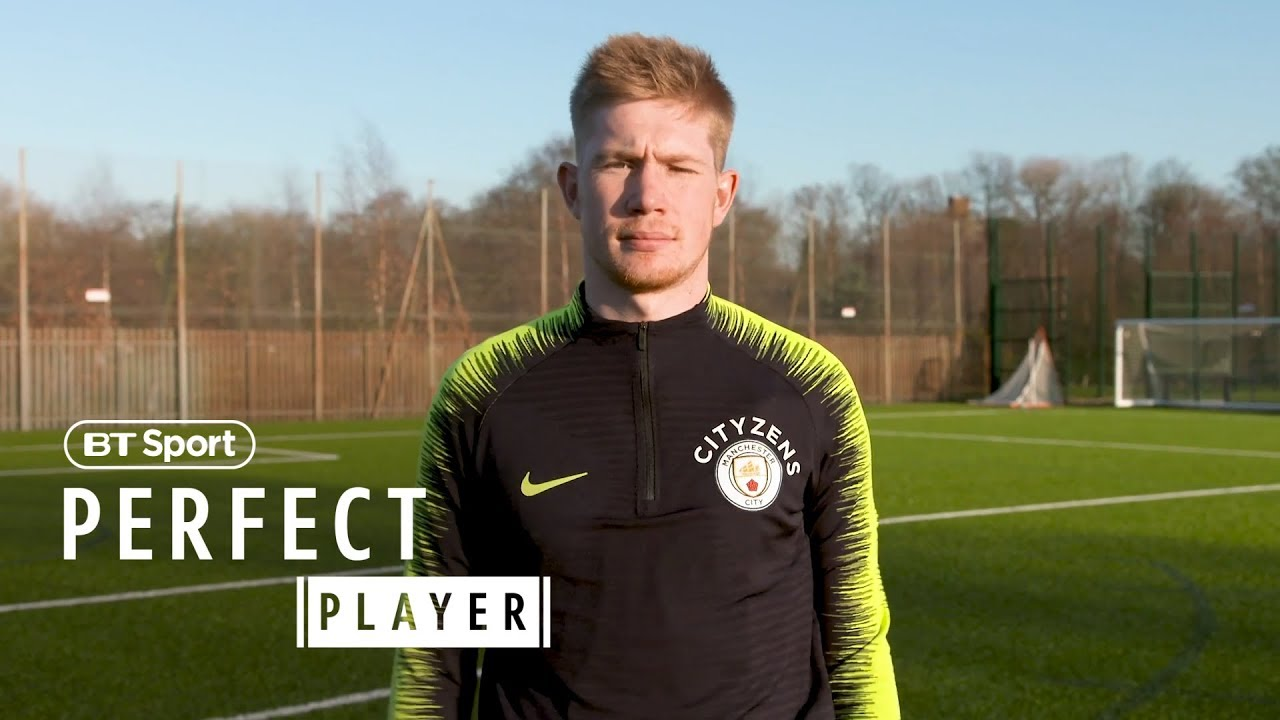 competitive price 481de 4947b Perfect Player: Kevin De Bruyne