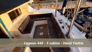 Lagoon 440 for Sale Harel Yachts 325 000 €