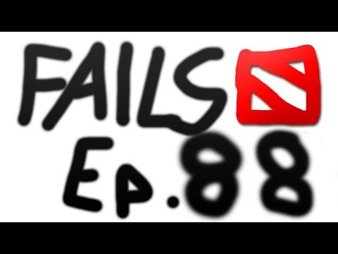Dota 2 Fails of the Week - Ep. 88