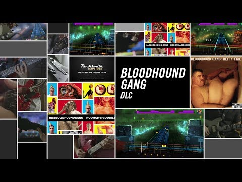 Bloodhound Gang Song Pack - Rocksmith 2014 Edition Remastered DLC