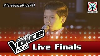 "The Voice Kids Philippines Season 3 Live Finals: ""Stitches"" by Coach Bamboo & Justin"
