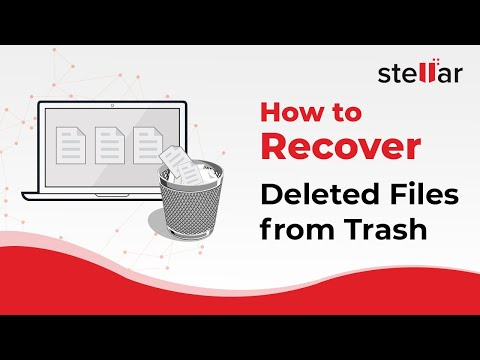 48f0ab8db1cd5 How to Recover Files Deleted after Emptying Trash on macOS | Stellar KB