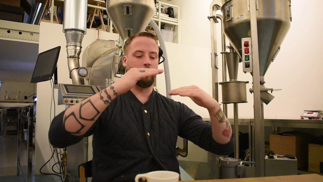 Coffee with April Episode 2: Why do we roast on a Loring Smart Roast?