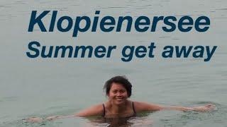 Travelling to klopienersee[Lake Koppien]#lake#klopienersee#austria