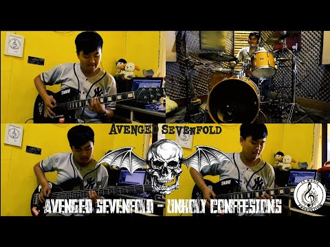 Avenged Sevenfold - Unholy Conffesions ( One Man Cover By Axl Antares)