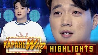 Ryan tries to cry It&#39s Showtime KapareWho