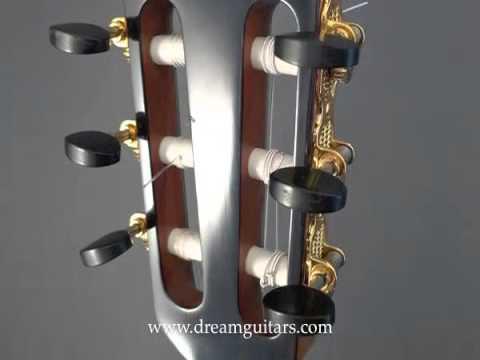 Monrad Concert MadagascarCedar at Dream Guitars