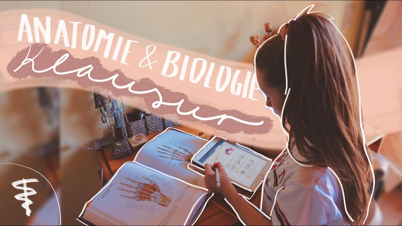 MEDIZIN KLAUSUREN VLOG: Anatomie, Biologie und Reaktion zu den Ergebnissen || & VERLOSUNG!