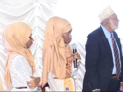 The English Speaking Int Muslim School, 2015 Graduation Ceremony