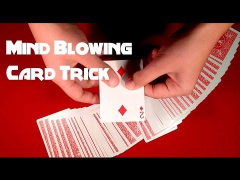 Mind Blowing Street Card Trick!