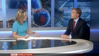 UMD School of Public Policy | BBC World News Interview with CGS Director Nathan Hultman