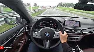 The NEW BMW 7 Series M760Li 2020 Test Drive