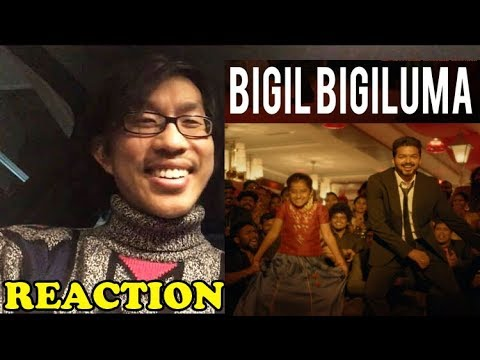 bigil-bigil-bigiluma-video-reaction- -thalapathy-vijay- -nayanthara- -a.r-rahman- -atlee