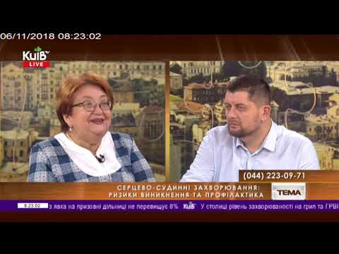 Телеканал Київ: 06.11.18 Громадська приймальня 08.10