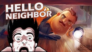 CASI LLORO DE MIEDO D: [ESPECIAL DE HALLOWEEN] | HELLO NEIGHBOR GAMEPLAY ESPAÑOL