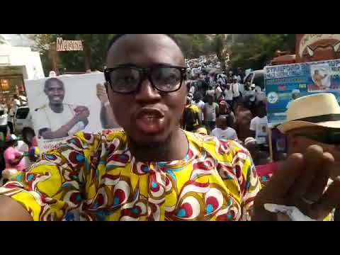 NGC Freetown March For Freedom