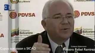 Sectores que pasan a la tasa de cambio del dolar SICAD