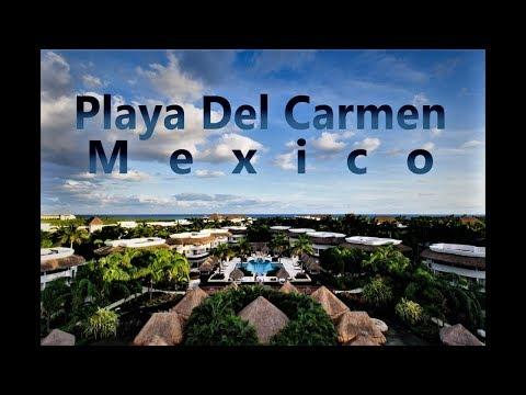 Playa Del Carmen Mexico 2018