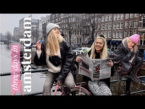 Amsterdam | The Study Abroad Diaries | Margot Lee