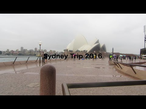 Sydney Trip 2016