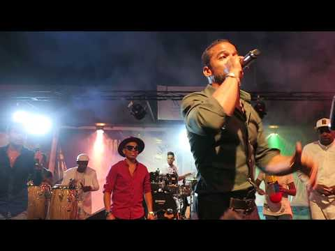 Concert Mayimbé & lead maykel fonts au Festival Cuba In Tunisia 2017