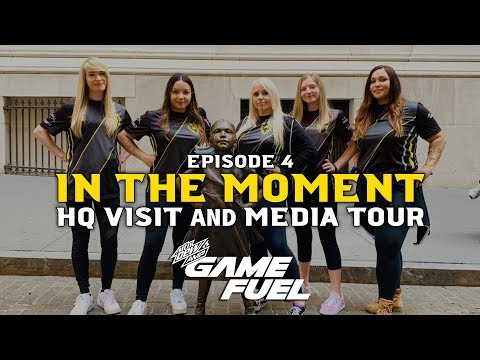 Dignitas CSGO Fe | In the Moment - Episode 4: NYC Media Tour