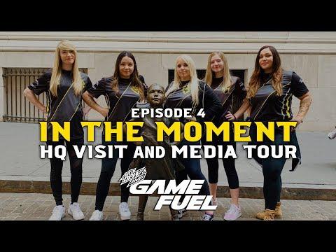 Dignitas CSGO Fe | In the Moment - Episode 4: NYC Media Tour