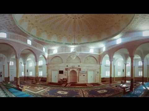 خطبتي و صلاة عيد الفطر بجامع الرحمة بقصر المرابطين 2017/1438