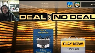 DEAL OR NO DEAL by iWin | Free Mobile Casino Game | Android / Ios Gameplay Youtube YT Video Leon LDH