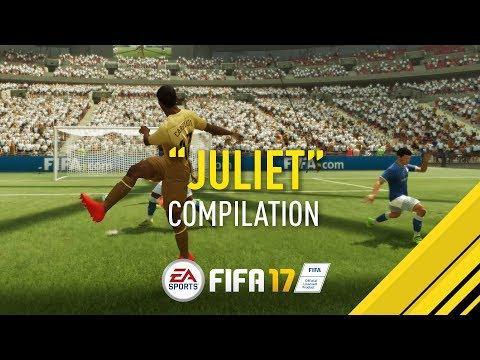 "FIFA 17 | ""JULIET"" Goal Compilation"