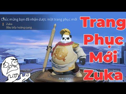 Zuka - Đầu Bếp Hoàng Cung _ Free Toàn Sever